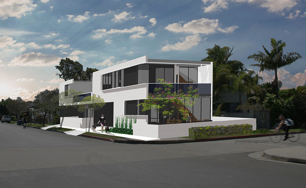 venice beach, beach house, modern architecture, luxury architect, architect, custom home, beach house