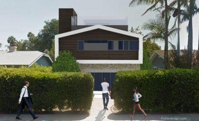 modern beach house architecture venice